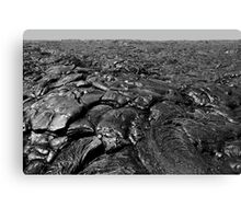 Utter desolation Canvas Print