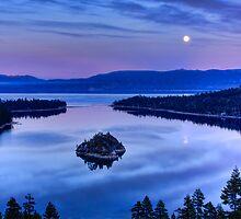 Emerald Bay by Justin Baer