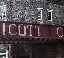 Ellicott City by Edie Palmer
