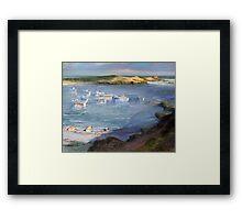 Bucks Bay - Carpenter Rocks - South Australia Framed Print