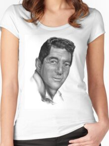 Dean Martin-King of Cool Women's Fitted Scoop T-Shirt