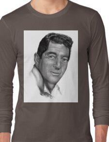 Dean Martin-King of Cool Long Sleeve T-Shirt