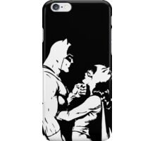 The Bat and The Cat iPhone Case/Skin