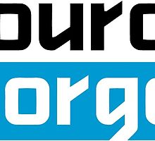 SourceForge logo by rimek