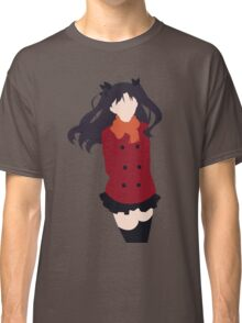 Rin Tohsaka (Fate/stay night Minimalistic Print) Classic T-Shirt