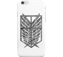 A Grim Reminder  iPhone Case/Skin