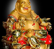 Laughing Budha by RajeevKashyap