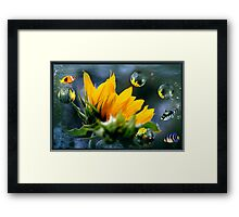 NEMO'S WORLD Framed Print