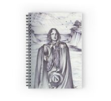 OSCAR BY THE SEA Spiral Notebook