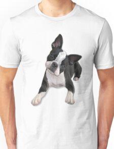 Boston head tilt Unisex T-Shirt