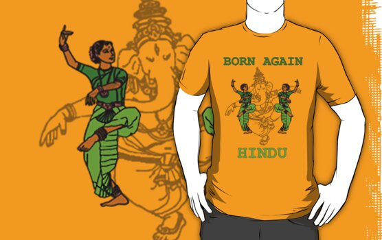 Born Again Hindu by Aaron Taggert