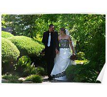 Mel & Jason's wedding (marriage) Poster