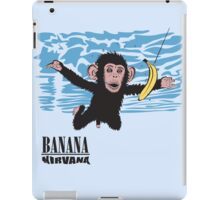 Banana Nirvana iPad Case/Skin