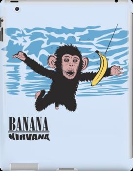Banana Nirvana by zomboy