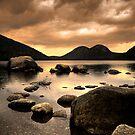 Zen Stones by Michael Wahlers