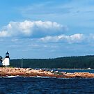 Lighthouse Privacy by Michael Wahlers