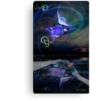 All You Touch Canvas Print