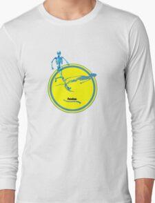 Serie 3/4. Nº 18 Long Sleeve T-Shirt
