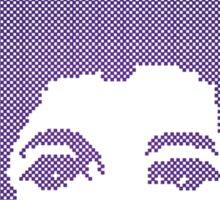 Digital groove Sticker