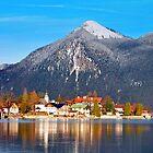 Town Walchensee by Daidalos