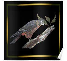 Bird 9 Poster