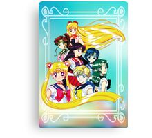 Sailor Moon S Team Version 2 Canvas Print