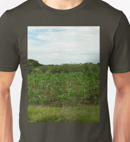 an incredible Tanzania landscape Unisex T-Shirt