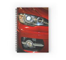 BMW 1 Spiral Notebook