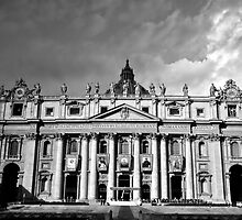 St. Peter's Clouds by russtokyo