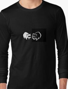 The Cool Wombats Long Sleeve T-Shirt