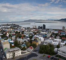 Reykjavik, Iceland by hinomaru