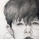 Untitled Sketch 2 by Michael  Shapcott