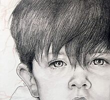 Untitled Sketch 2 by Michael  Shapcott