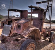 Need a Tow? by Colin Scougall