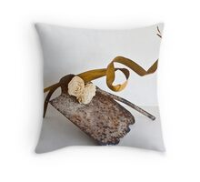 Ikebana-146 Throw Pillow