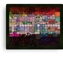 abstract 11 (DaP) Canvas Print