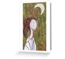 Madame Greeting Card