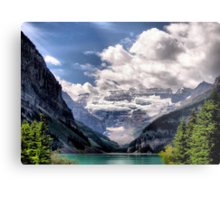 What A View Metal Print