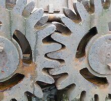 Rusty Cogs by Derek Smith