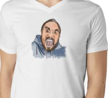 Gary Richardson Illustration Mens V-Neck T-Shirt
