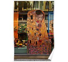 Austrian Art Gallery Window Poster