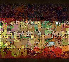 abstract 16 (DaP) by DARREL NEAVES