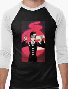 Death the Kid Men's Baseball ¾ T-Shirt