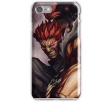 Akuma work From STREET FIGHTER !! iPhone Case/Skin