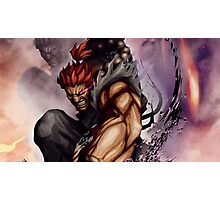 Akuma work From STREET FIGHTER !! Photographic Print