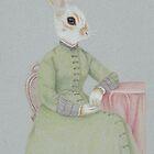 Lady Rabbit by Cat Gabriel