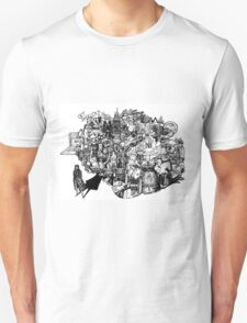Sherlock World Unisex T-Shirt