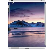 Arctic Twilight iPad Case/Skin