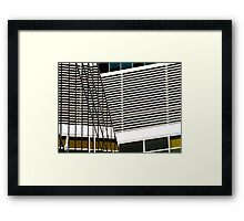 Sydney Building Reflection 30 Framed Print