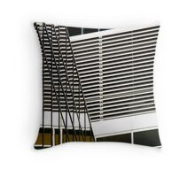 Sydney Building Reflection 30 Throw Pillow